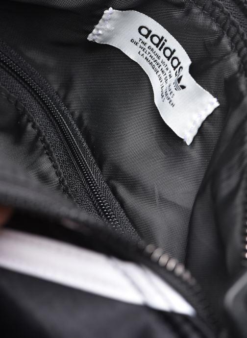 Bolsas de deporte adidas originals Mini D Nylon Negro vistra trasera
