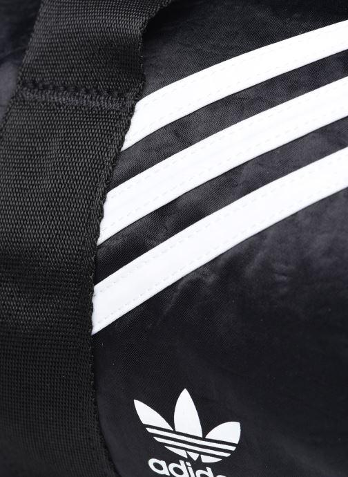 Bolsas de deporte adidas originals Mini D Nylon Negro vista lateral izquierda