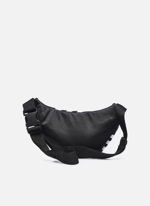 Bolsos de mano adidas originals Waistbag Nylon Negro vista de frente