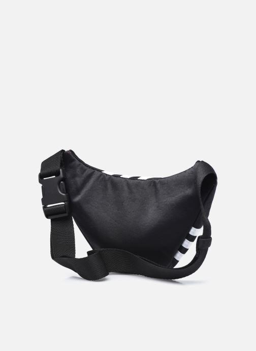 Sacs à main adidas originals Waistbag Nylon Noir vue droite