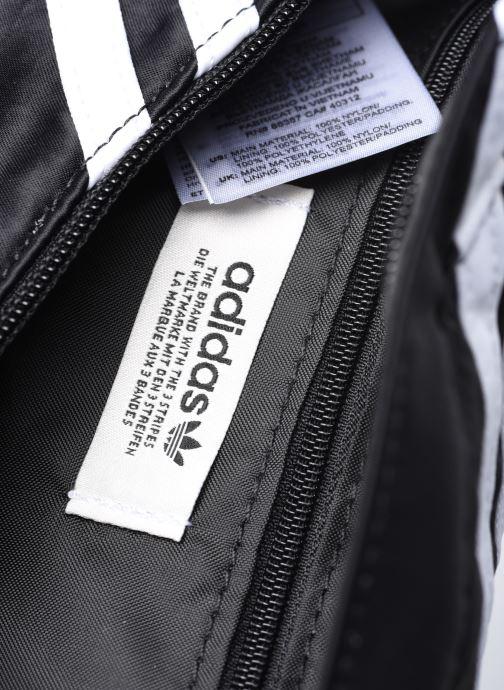 Sacs à main adidas originals Waistbag Nylon Noir vue derrière
