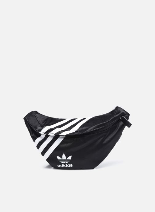 Handtassen adidas originals Waistbag Nylon Zwart detail
