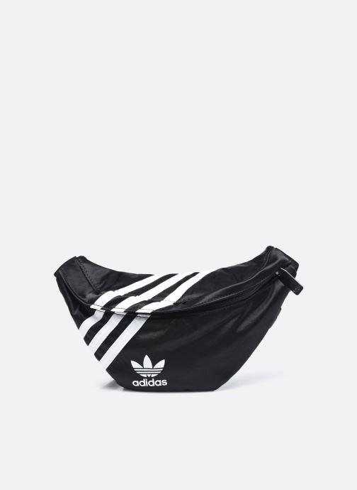 Bolsos de mano adidas originals Waistbag Nylon Negro vista de detalle / par