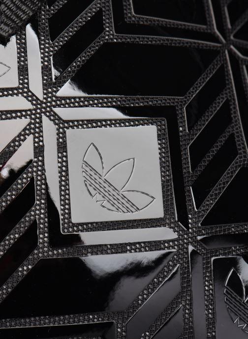 Mochilas adidas originals Bp Top 3D Negro vista lateral izquierda