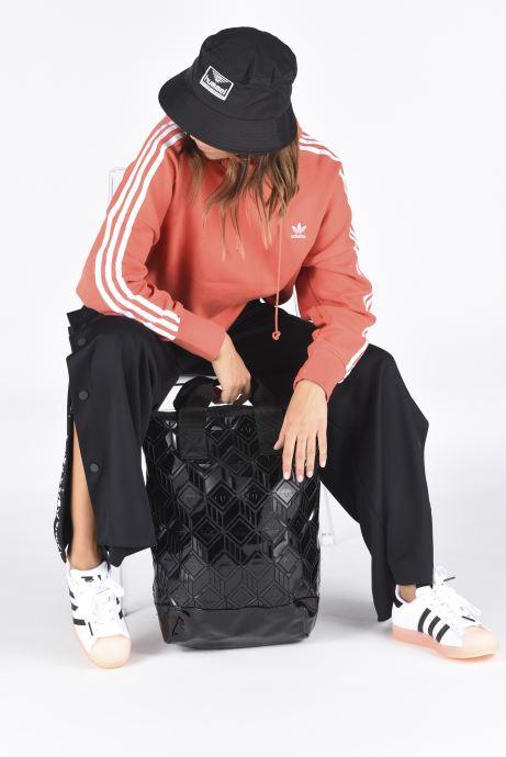 Mochilas adidas originals Bp Top 3D Negro vista de abajo