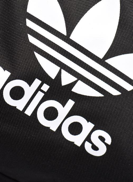 Rucksäcke adidas originals Ac Classic Bp schwarz ansicht von links