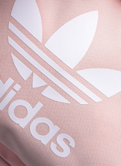 Mochilas adidas originals Ac Classic Bp Rosa vista lateral izquierda