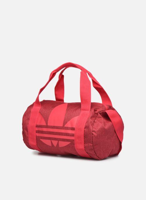 Bolsas de deporte adidas originals Ac Shoulder Bag Rosa vista del modelo