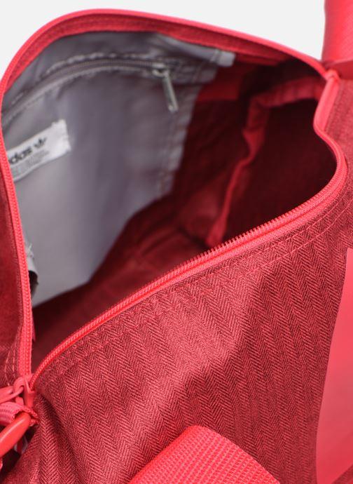Sporttaschen adidas originals Ac Shoulder Bag rosa ansicht von hinten