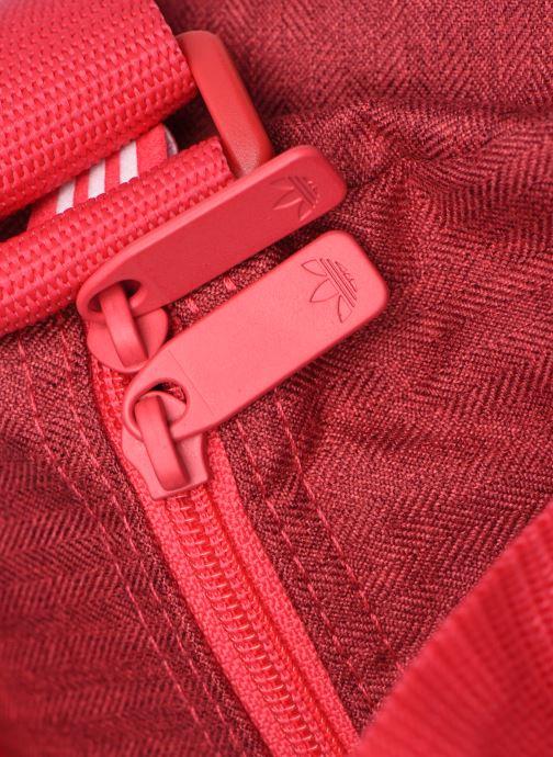 Bolsas de deporte adidas originals Ac Shoulder Bag Rosa vista lateral izquierda