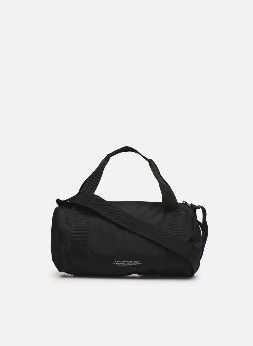 Borsa da palestra adidas originals Ac Shoulder Bag Nero immagine frontale