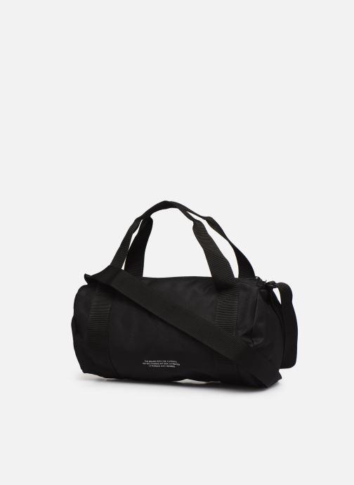 Sporttaschen adidas originals Ac Shoulder Bag schwarz ansicht von rechts