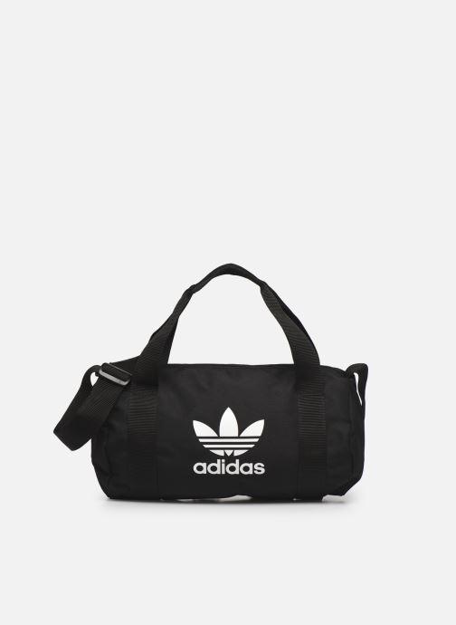 Sporttassen adidas originals Ac Shoulder Bag Zwart detail