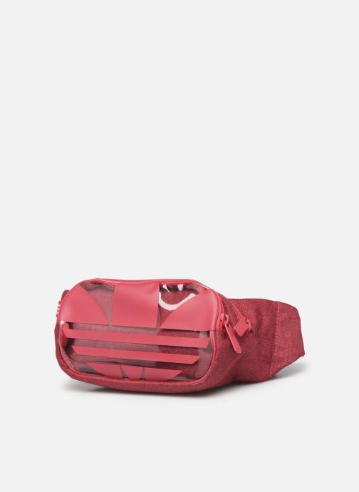 Bolsos de mano adidas originals Essential Waist Rosa vista del modelo