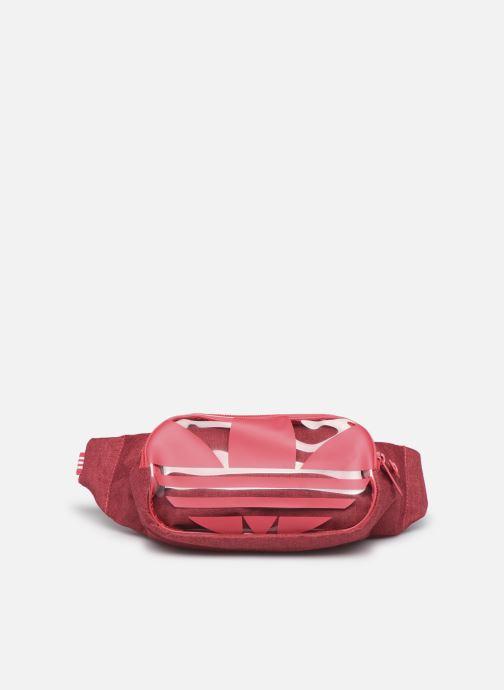 Bolsos de mano adidas originals Essential Waist Rosa vista de detalle / par