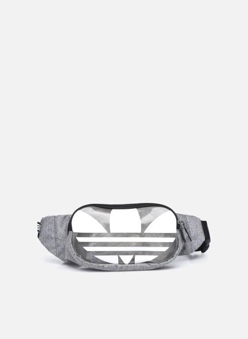 Bolsos de mano adidas originals Essential Waist Negro vista de detalle / par
