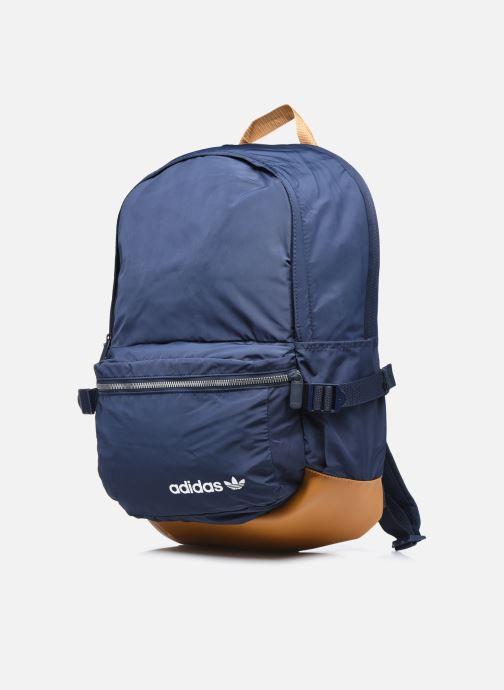 Rucksäcke adidas originals Pe Modern Bp blau schuhe getragen