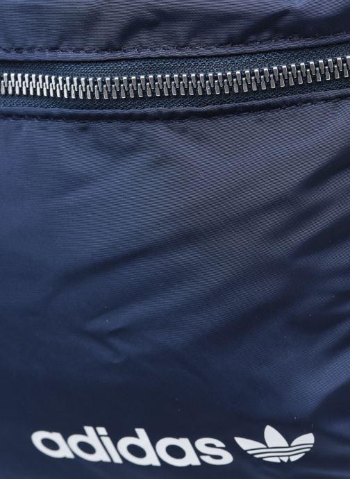 Sacs à dos adidas originals Pe Modern Bp Bleu vue gauche