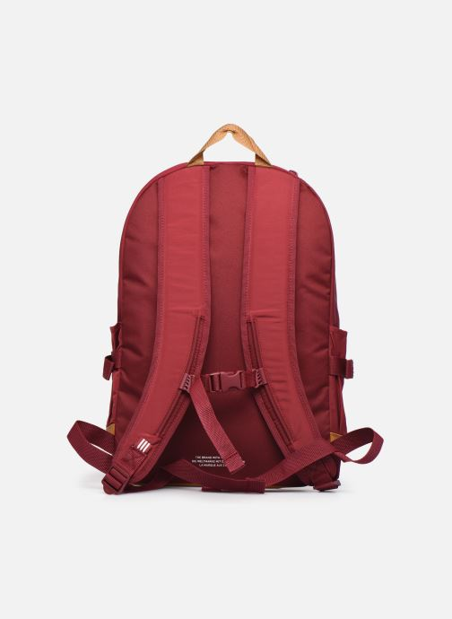 Zaini adidas originals Pe Modern Bp Rosso immagine frontale