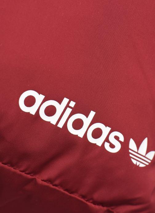 Zaini adidas originals Pe Modern Bp Rosso immagine sinistra