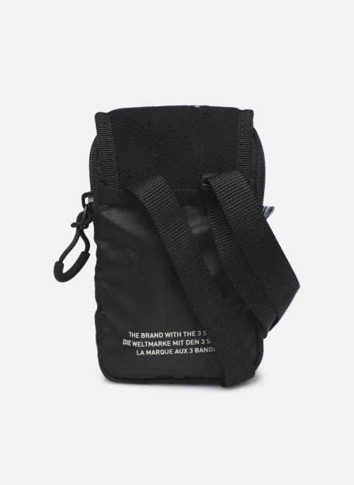 Herrentaschen adidas originals Pe Map Bag schwarz ansicht von vorne