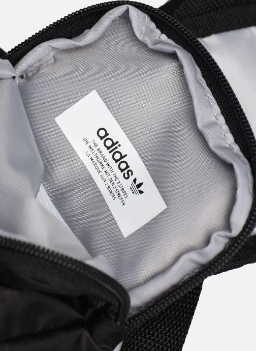 Herrentaschen adidas originals Pe Map Bag schwarz ansicht von hinten