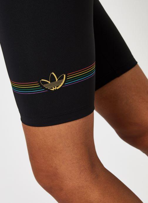 Vêtements adidas originals Pride Bike Shor Noir vue face