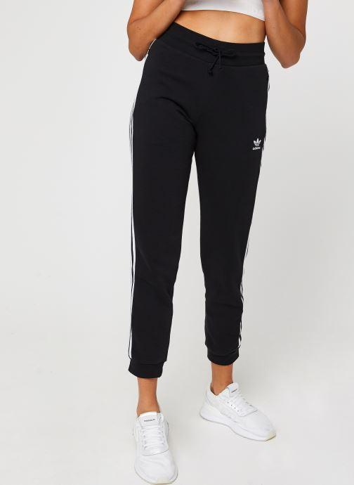 Vêtements adidas originals Slim Pants Noir vue détail/paire