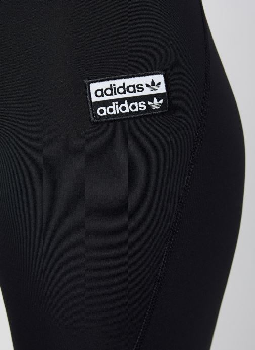 Vêtements adidas originals Shorts Tights Noir vue face