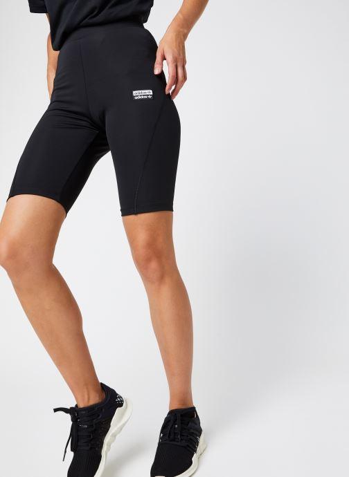 Vêtements adidas originals Shorts Tights Noir vue détail/paire