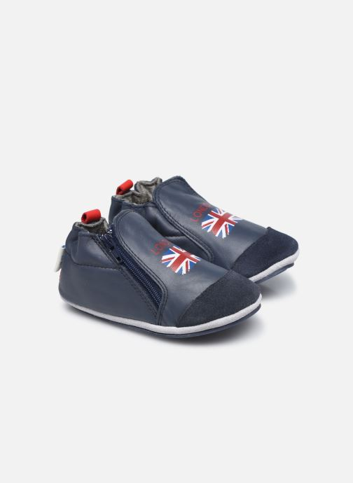 Chaussons Enfant London Flag