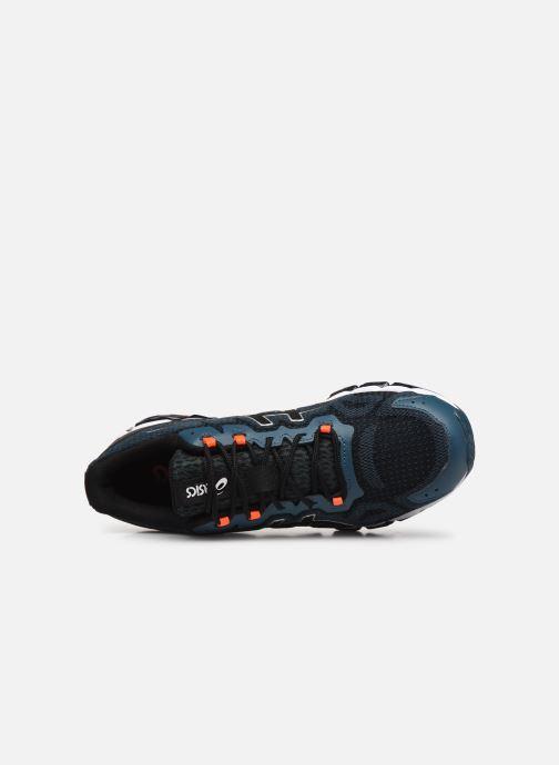 Zapatillas de deporte Asics Gel-Quantum 360 6 Azul vista lateral izquierda