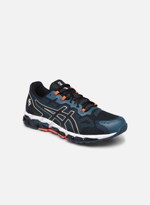 Chaussures de sport Asics Gel-Quantum 360 6 Bleu vue détail/paire