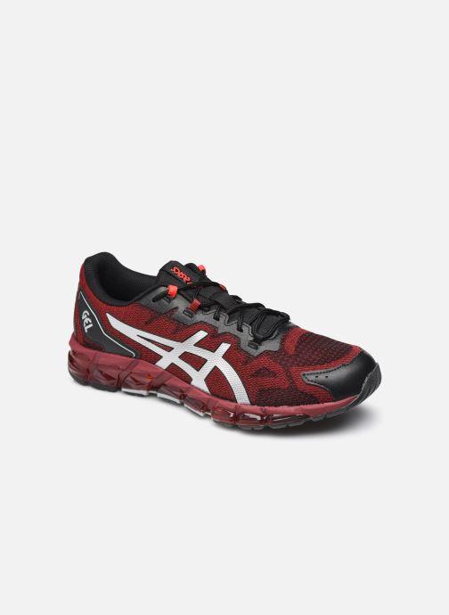 Chaussures de sport Asics Gel-Quantum 360 6 Rouge vue détail/paire