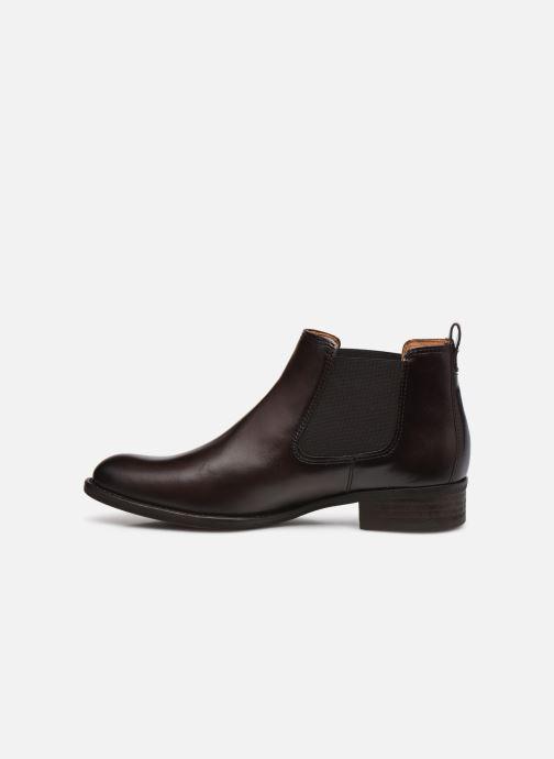 Bottines et boots Gabor Elsa Marron vue face
