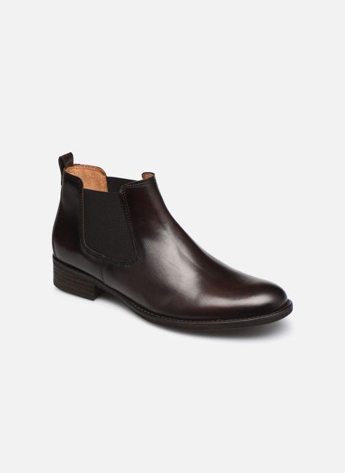 Bottines et boots Gabor Elsa Marron vue détail/paire
