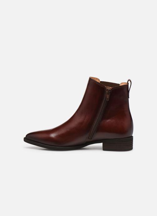 Bottines et boots Gabor Filipa Marron vue face