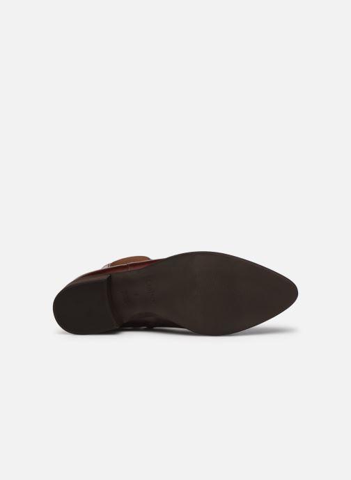 Bottines et boots Gabor Filipa Marron vue haut