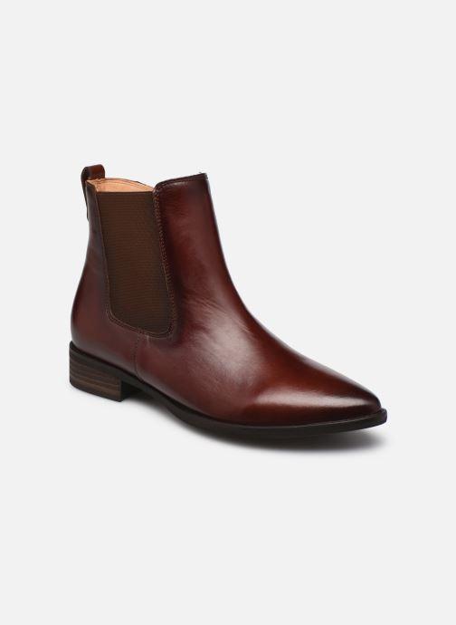 Bottines et boots Gabor Filipa Marron vue détail/paire