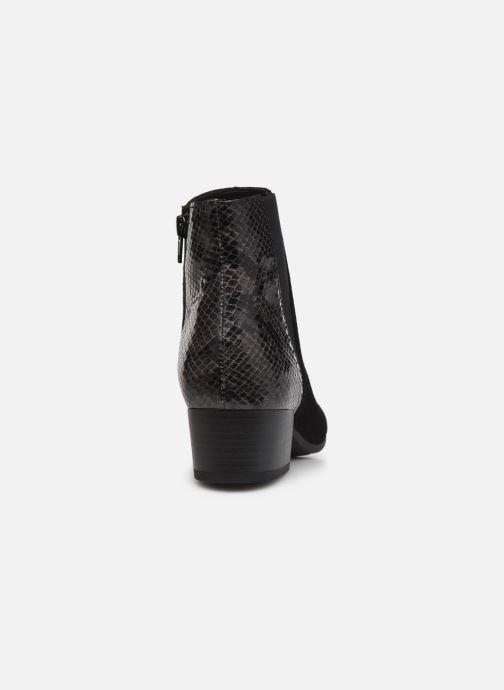 Bottines et boots Gabor Amelia Noir vue droite