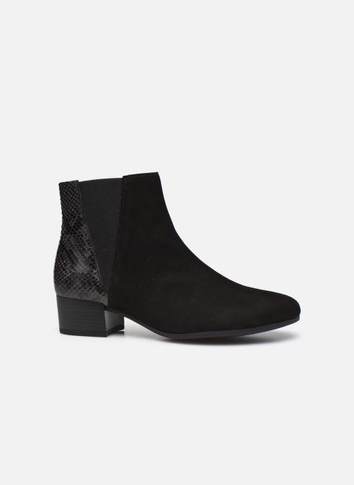 Bottines et boots Gabor Amelia Noir vue derrière