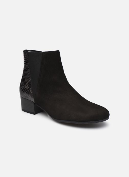 Bottines et boots Gabor Amelia Noir vue détail/paire