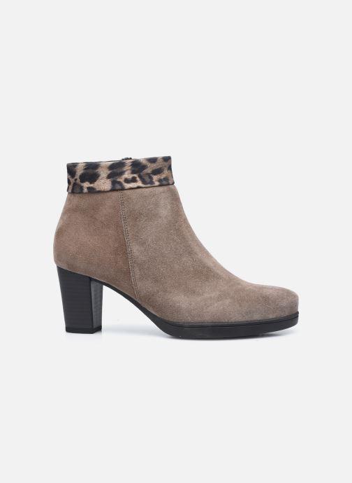 Bottines et boots Gabor Giulia Marron vue derrière