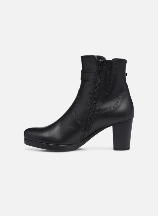Bottines et boots Gabor Maéva Noir vue face