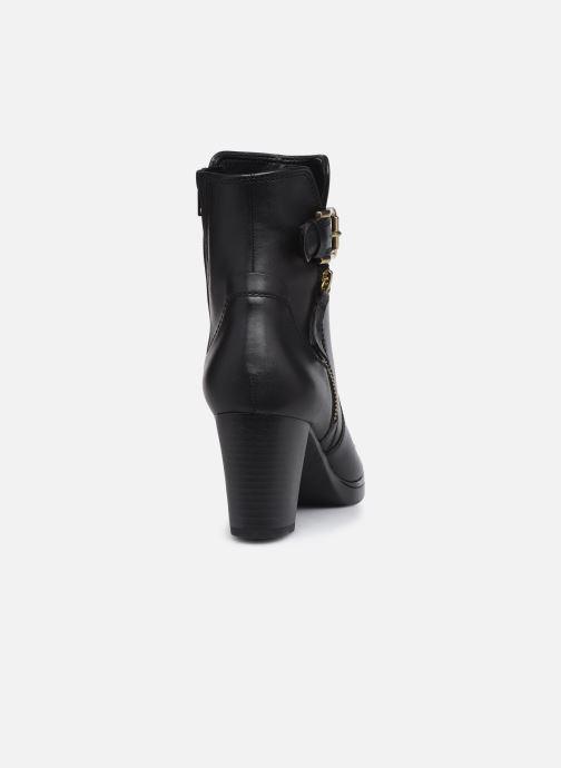 Bottines et boots Gabor Maéva Noir vue droite