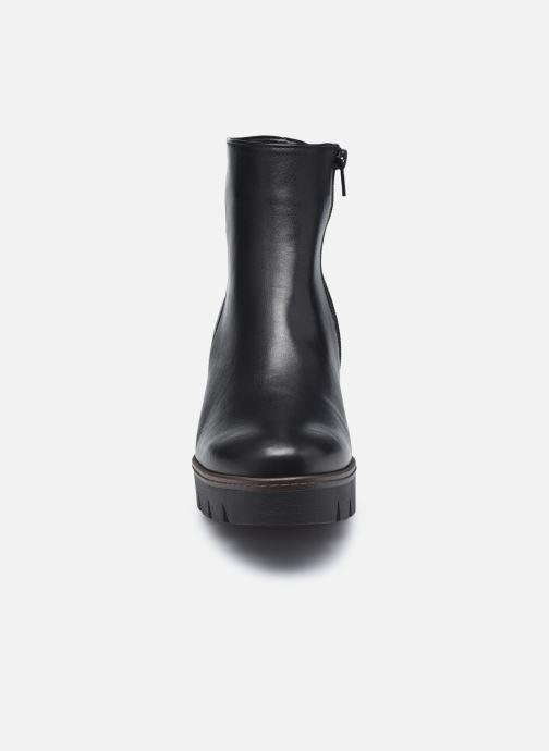 Stiefeletten & Boots Gabor Rita schwarz schuhe getragen