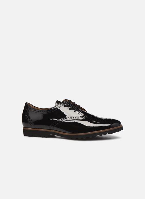Chaussures à lacets Gabor Gabriela Noir vue derrière