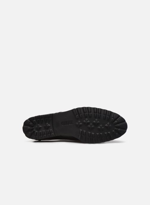Chaussures à lacets Gabor Gabriela Noir vue haut