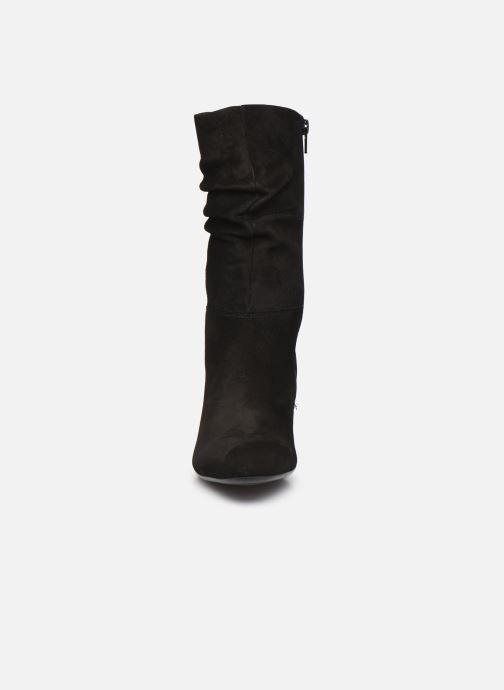 Bottes Gabor Georgia Noir vue portées chaussures