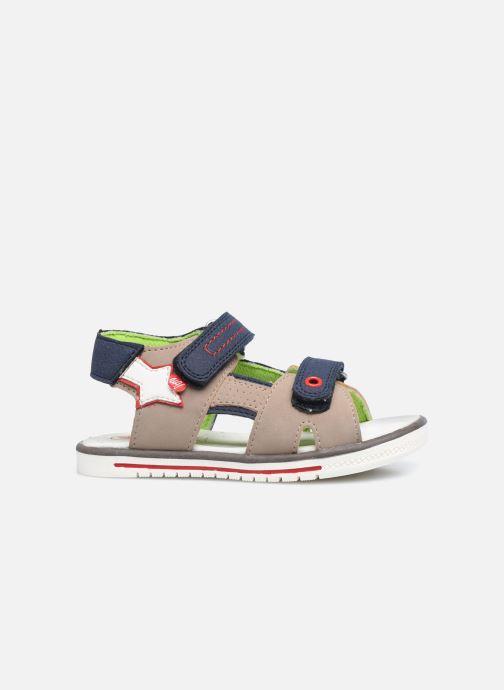 Sandali e scarpe aperte NA! Aena Marrone immagine posteriore